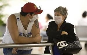 Brazil Swine Flu Southern Hemisphere